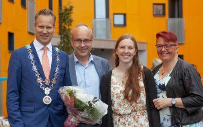 Bjølstad Studentby offisielt innviet
